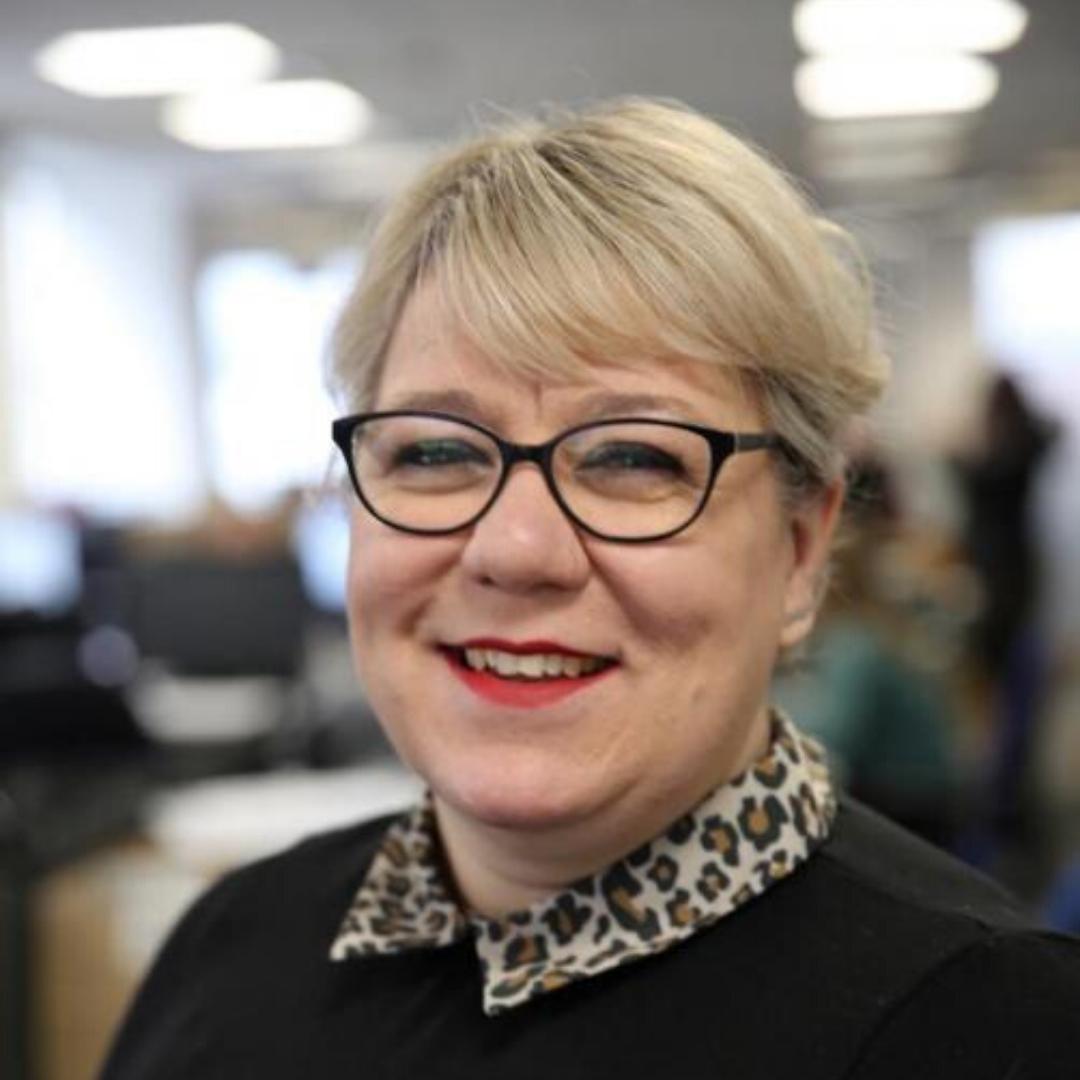 Sarah MacDonald - New Director of Research, Myeloma UK